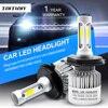 Taitian 2Pcs COB 72W 8000LM 6500K 12V H7 Turbo Led Headlight H11 Canbus Led H4 Auto