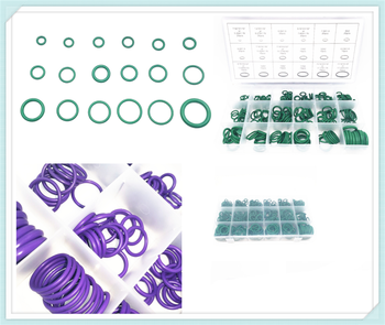 270 pcs car accessories air conditioning compressor seal O-ring repair for Porsche 918 Cayman Boxster 919 718 GT3 image