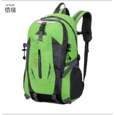 XIYUAN BRAND Laptop bag Men Women Bolsa Mochila for 40L big capacity Notebook Computer Rucksack School Bag Backpack for Teenager