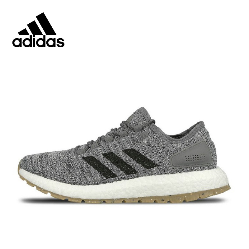 Adidas Original New Arrival Authentic Pure BOOST Breathable Men's Running Shoes Sports Sneakers S80784 S80783 adidas original new arrival 2017 authentic springblade pro m men s running shoes sneakers b49441