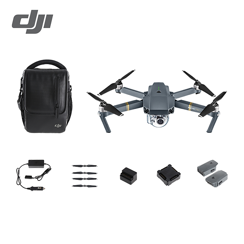 DJI Mavic Pro / Mavic pro Fly more combo Drone Quadcopter 4K HD Camera 3 Axis Gimbal original open box in stock