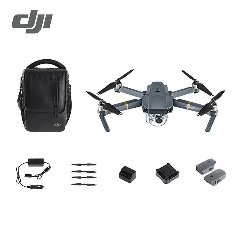 DJI Мавик Pro/Mavic pro Fly более combo Drone Quadcopter 4 К HD Камера 3 оси Gimbal ЕС Версия оригинал Откройте окно в наличии