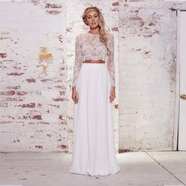 Aliexpress.com : Buy White Maxi Skirt Custom Made Zipper Waist A ...
