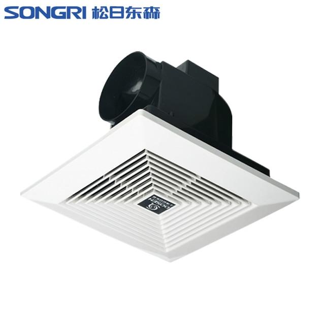 Bisu Asap Ventilator Langit Ventilasi Exhaust Fan Dapur Toilet Hotel