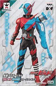 "Image 2 - ญี่ปุ่นอะนิเมะ ""Kamen Rider BUILD"" Original Banpresto DXF Collection Collection   Masked Rider BUILD กระต่าย SOUJIKI รูปแบบ"