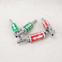Предохранительный клапан Flashback Arrestor Кислород Ацетилен/топливная Сварка/режущий фонарь 8 мм или 6 мм шланг пламя Buster