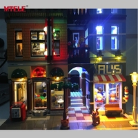 LED Light Up Kit For Lego 10246 And LEPIN Lepin 15011 Detective S Office Building Blocks