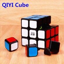 QIYI sail warrior 3x3 magic speed qiyi cube stickerless professional Entry level puzzle