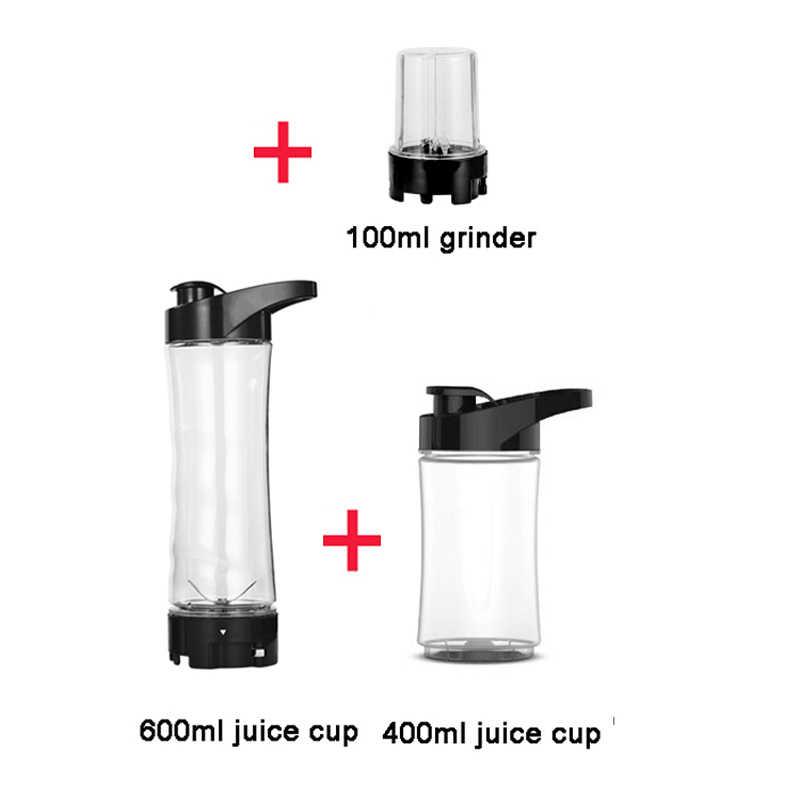 BPA LIVRE Garrafa de Suco e Grãos Secos para Biolomix BM618 Multifuncional Misturador Liquidificador Chopper