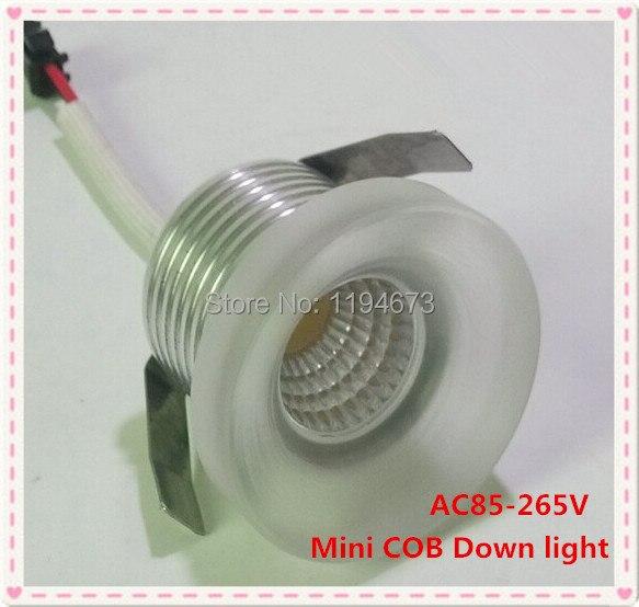 Бесплатная доставка Mini 3 Вт высокой мощности утопила вниз света лампы светодиодные светильники для гостиной спальня кабинет