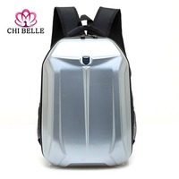 Large Volume Waterproof PC Scale Wind Computer Backpack Backpack Backpack Calf Male College Leisure Travel Bag