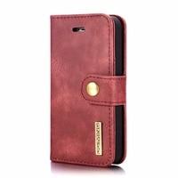 DG Ming 2Z Magnetic Flip Case For Apple IPhone 5S Case Luxury Genuine Leather Fundas Capinha
