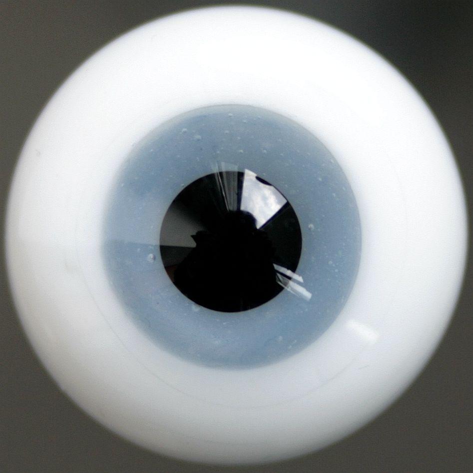 [wamami] Y10 # 10 մմ թեթև մոխրագույն ապակյա աչքեր BJD տիկնիկի համար Dollfie ապակու աչքերի համար