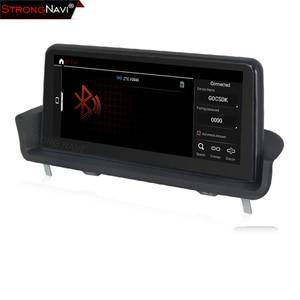 Image 4 - IPS screen Android 10.0 car GPS radio player navigation for BMW E90 E91 E92 E93 3 series  4G LTE  wifi BT 4GB RAM 64GB ROM