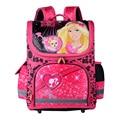 New 2016 Girls School Bags Backpacks Children Orthopedic Waterproof Backpack kids Sofia Butterfly Bag Satchel Knapsack Mochila