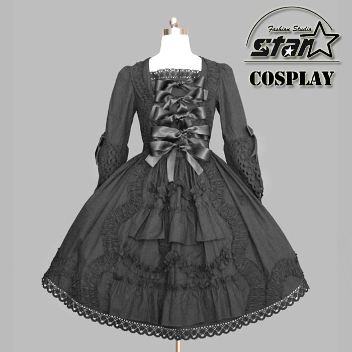 Popular Girls Victorian Gowns-Buy Cheap Girls Victorian Gowns lots ...
