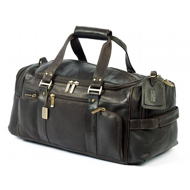 Claire Chase 350-Black Ultimate Duffel Bag, Black duffel bag for ultimate lockout kit