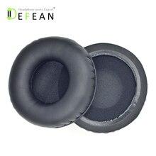 Defean耳パッドクッション性イヤーパッド用ソニーMDR XB450AP/b XB450 xb 450 xb 650 bt XB650BT余分な低音ヘッドセットヘッドフォン