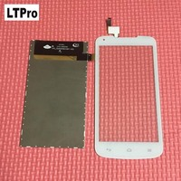 100 Warranty Good Working Glass Sensor Touch Screen Digitizer LCD Display For Huawei Ascend Y520 Smartphone