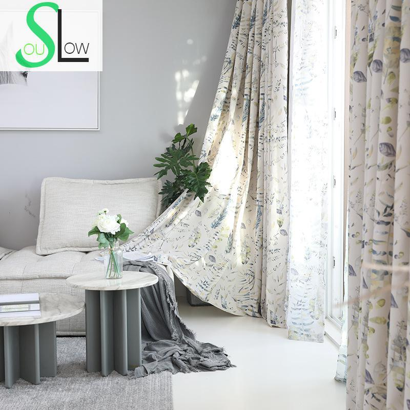 Slow soul straw and wood prosperity purple blue red - Blue and purple bedroom curtains ...