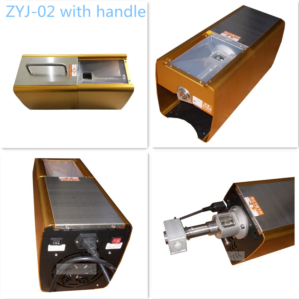 220V Hot and cold home oil press machine peanut, soy bean Cocoa oil press machine High oil extraction rate ZYJ-02 насадка удлинитель с вибрацией
