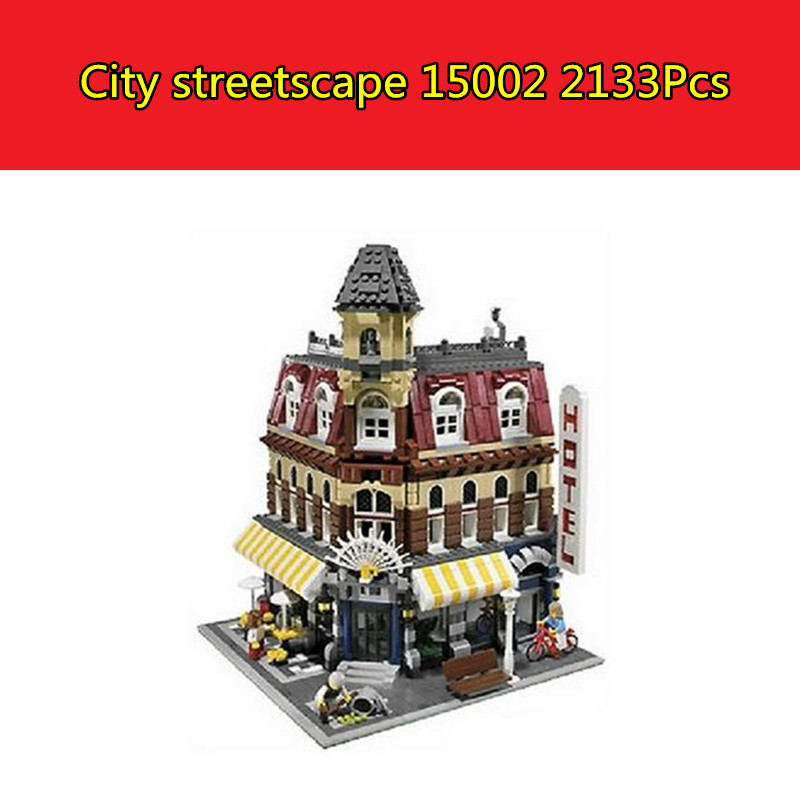 JOY MAGS Only Led Light Building Block For Creator City Street Make Create Cafe Corner Compatible With Lego 10182 15002 decool 3117 city creator 3in1 vacation getaways building block 613pcs diy educational toys for children compatible legoe