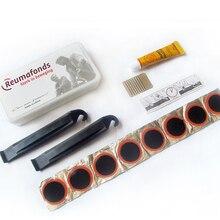 Портативный набор для ремонта шин для велосипеда, инструменты MKLG, инструмент для велосипедной цепи, комплекты для велосипеда, Прямая поставка