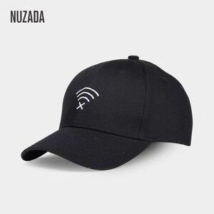 2019 NUZADA Solid Color Men Women Couple Baseball Cap Bone Cotton Embroidery Snapback Caps Spring Summer Autumn Hats Quality
