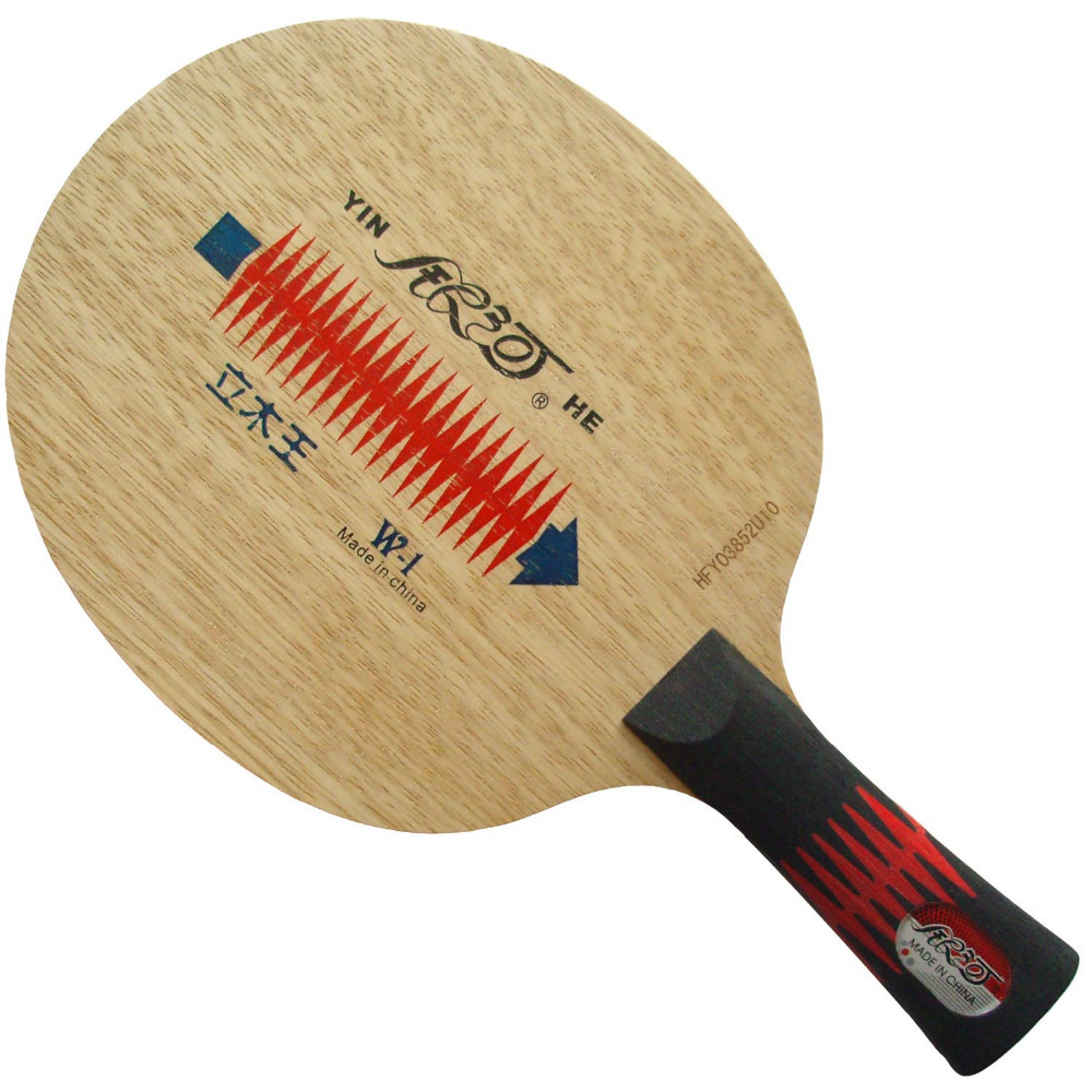 Milky Way Galaxy YINHE W1 Stand Wood King W 1 W-1 table tennis  blade galaxy milky way yinhe v 15 venus 15 off table tennis blade for pingpong racket