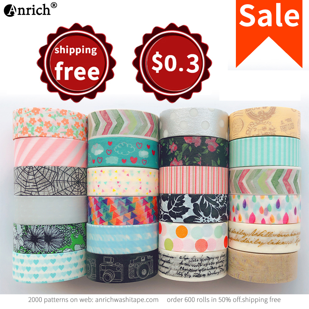 Free Shipping and Coupon washi tape,22 rolls a Lot each 15mm*5m,Washi tape,Lovely and TOP quality,,on sale,#6660-6681-
