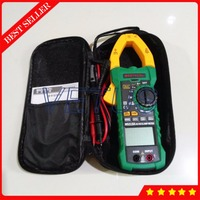 MASTECH MS2115A True RMS Digital AC DC Clamp Meter Price With 5999 Counts Voltage Current Resistance