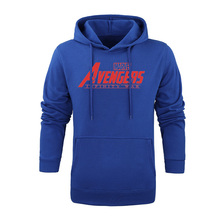 Super Hero AVENGERS INFINITY WAR Marvel  Sweatshirts Fashion Cotton Men Hoodies Marvel Cool Printed Sweatshirts Men Clothing Fre