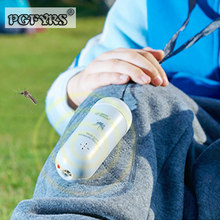 Outdoor Electronic portable Repellents Ultrasonic Anti Mosquito Repeller Insect Repellent pest reject control Mosquitos killer