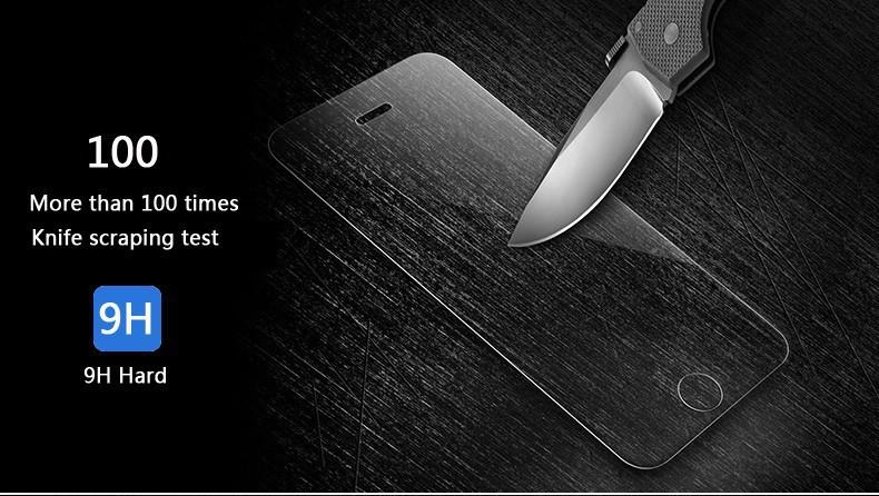 HTB1sXXLKXXXXXXIXpXXq6xXFXXXn - 9H tempered glass For iphone XR XS X 8 4s 5s 5c SE 6 6s plus 7 plus screen protector protective guard film case cover+clean kits