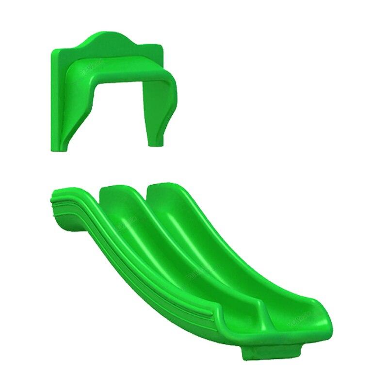 outdoor/indoor playground single/double plastic slide for kids castle park,amusement equipment toys indoor children soft playground electric play toys for play center amusement indoor playground equipment ina1555