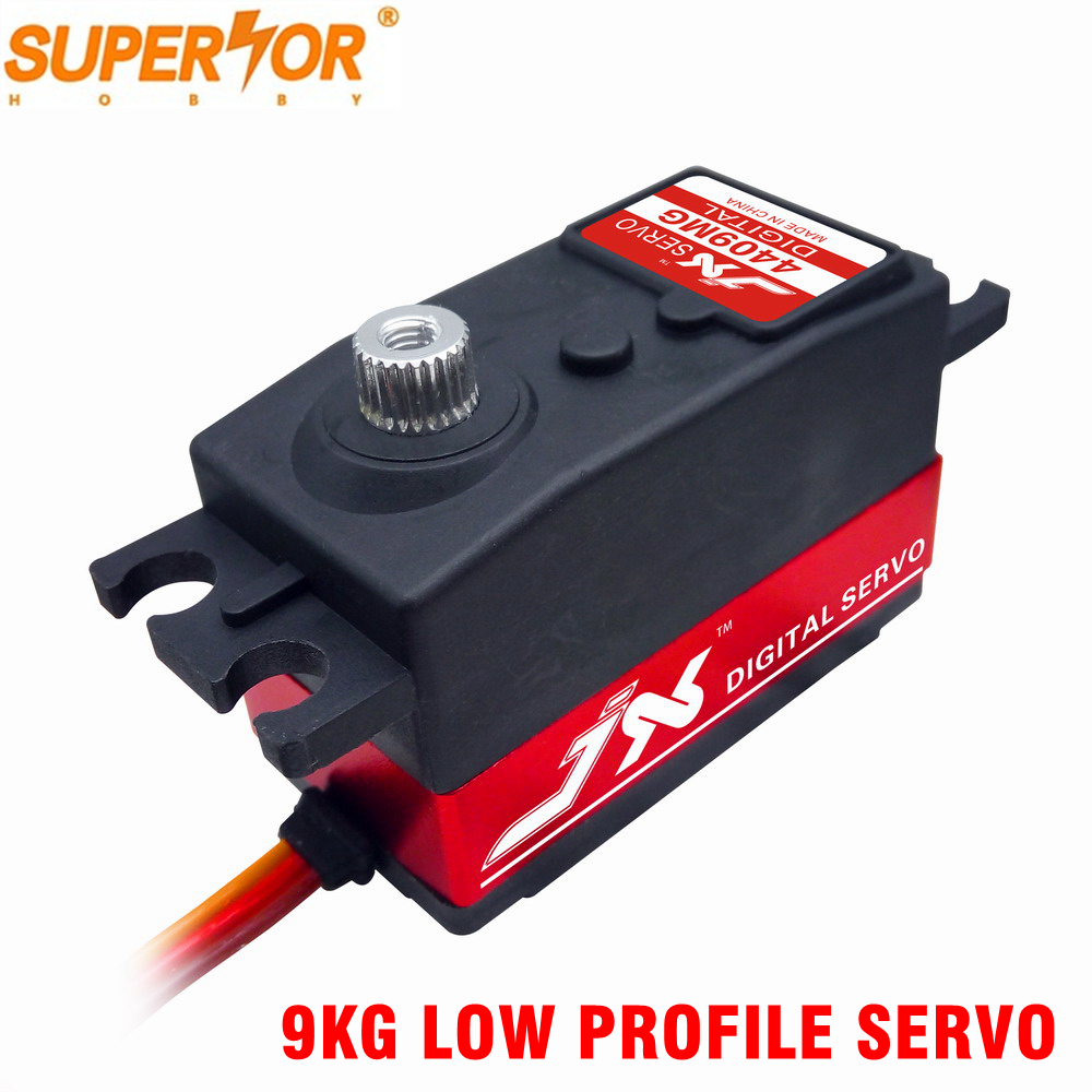 JX Servo PDI-4409MG 9KG Short Servo Digital Standard Servo 1/8 1/10 RC car LOW PROFILE Metal Gear 3racing 3R SAKURA D4 CS 1 set d3 cs sport aluminum steering system for 3racing sakura d3 1 10 rc car top quality