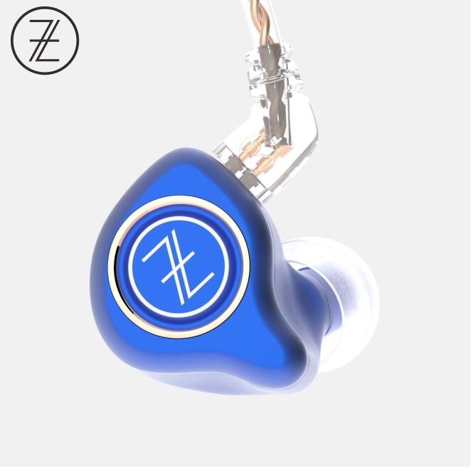 TFZ KING PRO In Ear Earphone HIFI Monitor Orthodynamic Ear Around Sports Earphone Customized Dynamic DJ Earphone elari PK kz zst original senfer dt2 ie800 dynamic with 2ba hybrid drive in ear earphone ceramic hifi earphone earbuds with mmcx interface