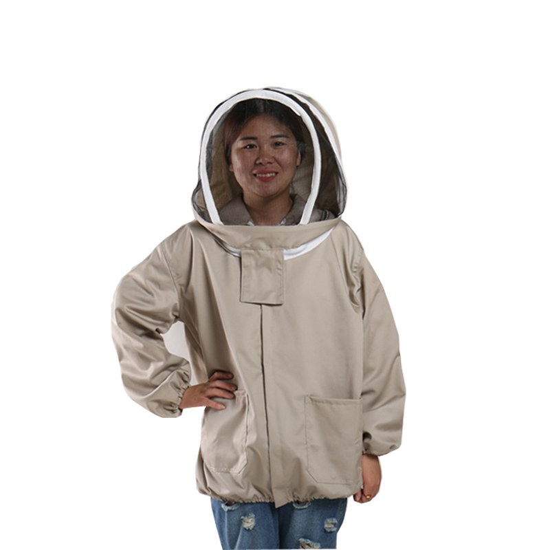 Beekeeping Jacket Protect Beekeeping Beekeeper Bee Keeping Suit Clear View Fencing Veil Maximum Protection Beekeepers Apiculture