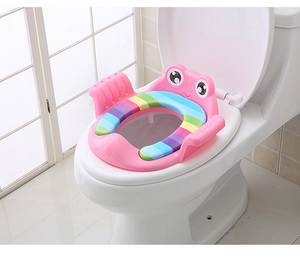 Potty-Seat Portable Comfortable-Assistant Multifunctional Baby 2-In1 10pcs Environmentally-Tool
