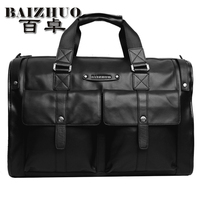 Free shipping 2017 designer large capacity genuine leathergenuine leather bags carry on luggage luggage & travel bags items TB35