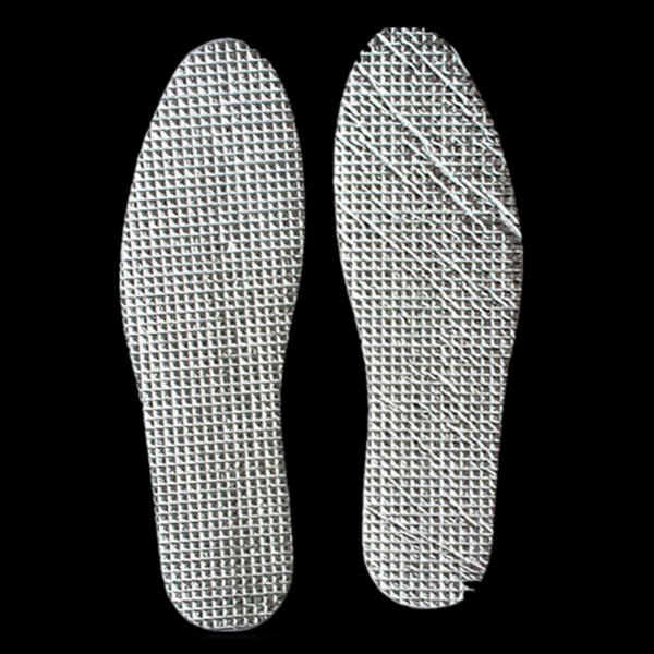 ABDB 3 Pair Insulating Foil Thermal Shoe Insoles Mens Ladies Trainers Winter Warm