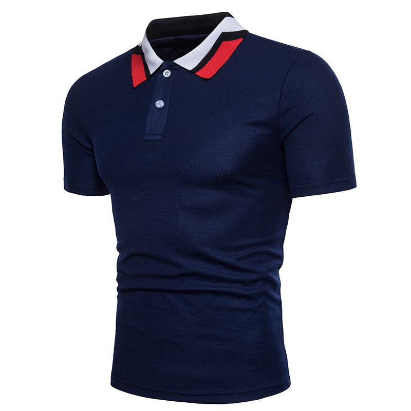 Plus Size S-3XL Brand 2018 New men's   polo   shirt men short sleeve cotton shirt jerseys   polo   shirts
