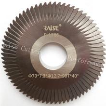 0011#) поднимайте HSS двойной угол фрезы с нано-покрытием для меди и железа ключ
