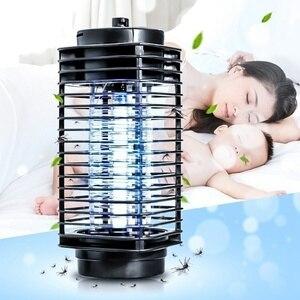 Image 2 - Lámpara de noche repelente de mosquitos fotocatalítica eléctrica, antimoscas, insectos, avispas, LED, enchufe para EE. UU./UE, novedad