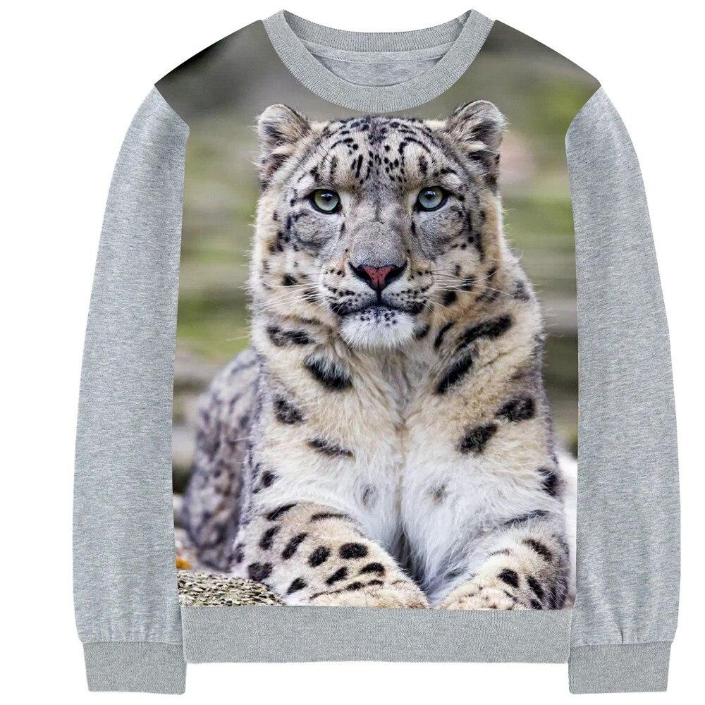 Girl T Shirt 2018 Autumn Fashion Printing Fat Tiger Kids Boy T Shirt