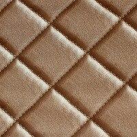 European 3D Rhombus Simulation Leather Soft Pack Wallpaper For Wall Room Decor TV Sofa Backdrop PVC