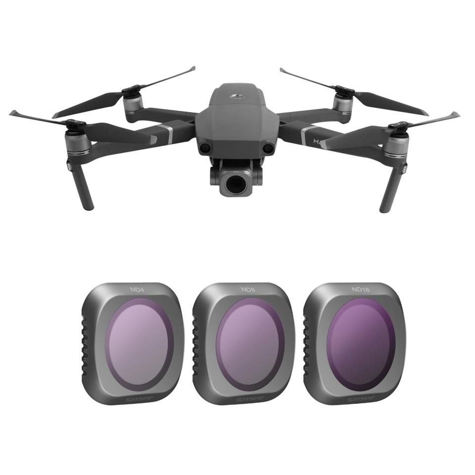 Mavic 2 Pro filtre UV CPL ND4 ND8 ND16 filtres pour DJI Mavic 2 professionnel caméra objectif filtres accessoires