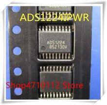 NEW 5PCS/LOT ADS1224IPWR ADS1224IPW ADS1224 TSSOP-20 IC