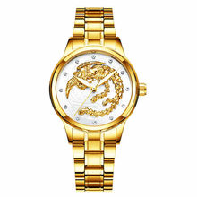 FNGEEN Gold Women Watch Phoenix Ladies Watches Wome
