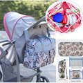 New 2017 Baby Nappy Bags For Stroller Diaper Bags Mother Shoulder Bag Fashion Maternity Mummy Handbag Waterproof Baby Diaper Bag